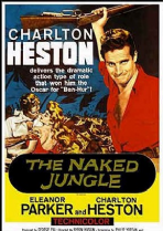 The Naked Jungle 1954 DVD - Eleanor Parker / Charlton Heston